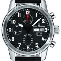 Revue Thommen Steel Automatic 16051.6537 new United States of America, New York, Brooklyn