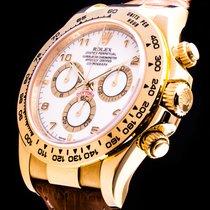 Rolex Daytona 18kt. Gold 2017 NOS Chronograph