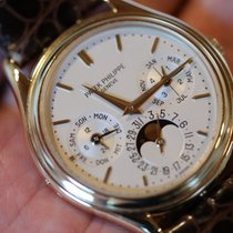Patek Philippe Perpetual Calendar usato 36mm Oro giallo