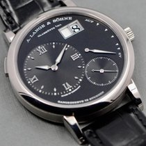 A. Lange & Söhne Grand Lange 1 White gold Black Roman numerals United States of America, Texas, Houston