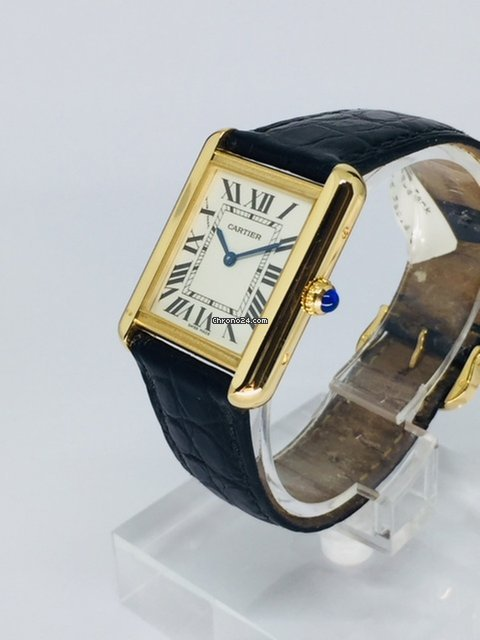 2ac13f8128d Cartier Tank Solo - all prices for Cartier Tank Solo watches on Chrono24