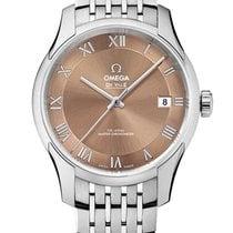 Omega De Ville Hour Vision 433.10.41.21.10.001 nuevo