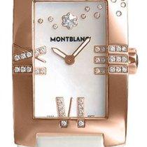 Montblanc Rose gold 24mm Quartz 104288 new