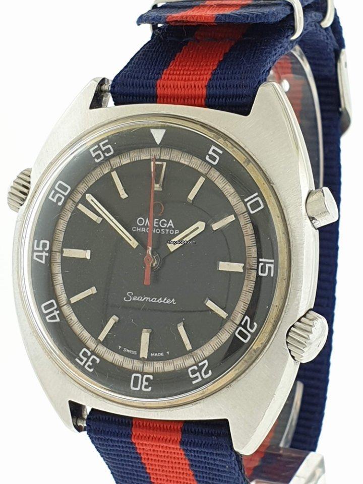 Omega Seamaster 145.008 usados