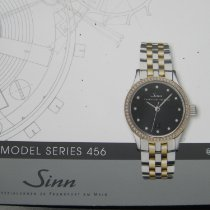 Sinn Women's watch 456 28mm Automatic pre-owned Watch with original box 2010