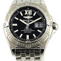 Breitling Cockpit Steel 41mm Black United States of America, California, Simi Valley