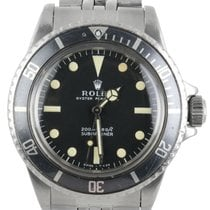 Rolex Submariner (No Date) Steel 40mm Black United States of America, New York, Smithtown