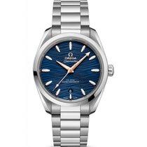 Omega Seamaster Aqua Terra Steel 38mm Blue