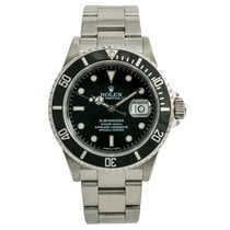 Rolex 16610T Steel 2000 Submariner Date 40mm pre-owned