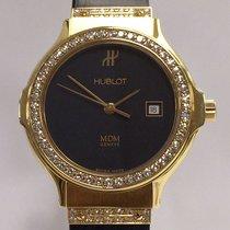 Hublot Classic new Quartz Watch with original box and original papers 1390.100.3.054