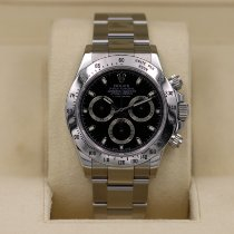 Rolex Daytona Steel 40mm Black No numerals United States of America, Tennesse, Nashville