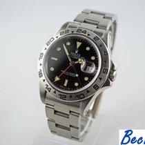 Rolex Explorer II Stahl 40mm Schwarz Keine Ziffern Deutschland, Öhringen