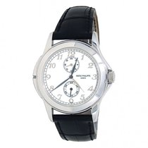 Patek Philippe White gold 37mm Chronograph 5134G pre-owned