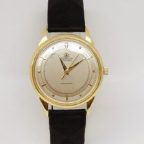 18K Yellow Gold  Gubelin  Vintage Watch  Automatic Movement usados