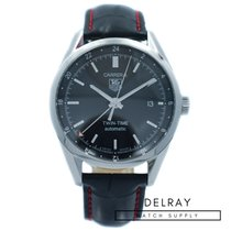 TAG Heuer Carrera Calibre 7 Steel 39mm Black United States of America, Florida, Hallandale Beach