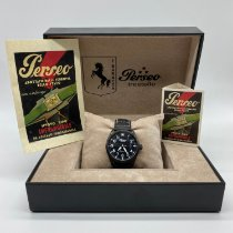 Perseo Steel 43mm Automatic new