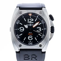 Bell & Ross BR 02 Steel 42mm Black United States of America, Georgia, Atlanta