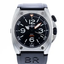 Bell & Ross BR 02 Professional Diver 2010 pre-owned