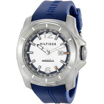 Tommy Hilfiger Steel 48mm Quartz 1791113 new United States of America, Connecticut, Shelton