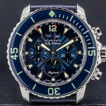 Blancpain Fifty Fathoms 5066F-1140-52B 2015 pre-owned