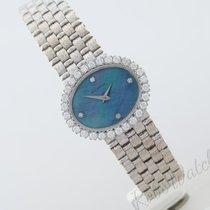 Carl F. Bucherer Or blanc 25mm Quartz occasion