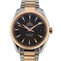 Omega 231.20.42.21.06.003 Steel Seamaster Aqua Terra 41.5mm new