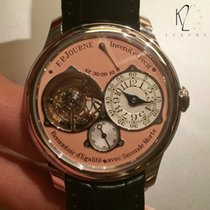 F.P.Journe Tourbillon Souverain Dead Beat Seconds in Platinum