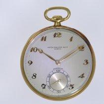 Patek Philippe Reloj usados Oro amarillo 46mm Arábigos Cuerda manual Solo el reloj