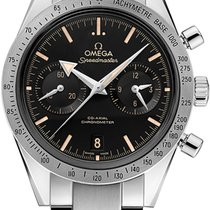 Omega Speedmaster '57 Steel 41.5mm Black United States of America, New York, Airmont