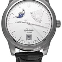 Glashütte Original Archive Senator Power Reserve With Moon Phase