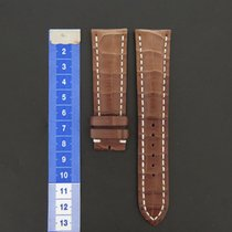 Breitling crocodile Leather Strap 24 mm NEW