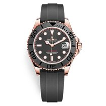 Rolex Yacht-Master 37 new 2015 Automatic Watch with original box and original papers 268655