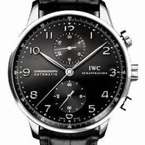 IWC Steel 40.9mm Automatic IW371447 new