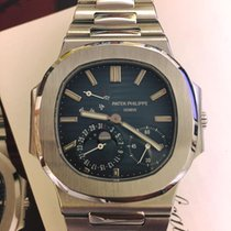 "Patek Philippe Nautilus ""PowerReserve 4Points Red"" VERY RARE"