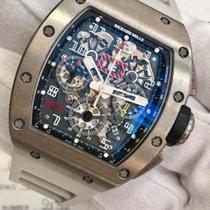Richard Mille RM 011 Titanium Full Set
