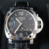 Panerai Luminor 1950 3 Days GMT Power Reserve Automatic Stahl 44mm Schwarz Deutschland, Berlin