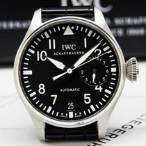 IWC IW500901 Big Pilot SS / Leather (26787)
