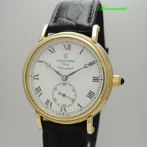 Chronoswiss Orea 1261 / 37mm Herren -Gold 18k/750, Box+Papiere