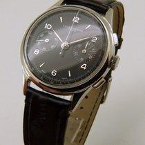 Μπομ & Μερσιέ (Baume & Mercier) Vintage Chrono  black dial ...