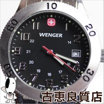 Wenger Wrist Watch Grenadier Grenader 72966 W Swiss Military...