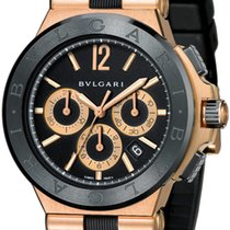 6dba764047e Bulgari Diagono Rose gold - all prices for Bulgari Diagono Rose gold ...