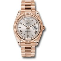 Rolex Rose gold 40mm Automatic 228235 sdrp new
