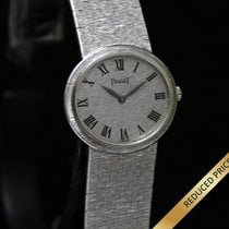 Piaget Vintage Armour (0,750) 18 K Solid White Gold
