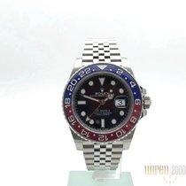 Rolex 126710BLRO Stahl GMT-Master II 40mm