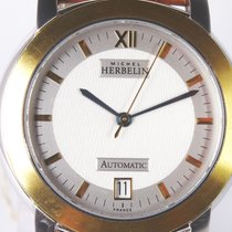 Michel Herbelin Steel 40mm Automatic pre-owned