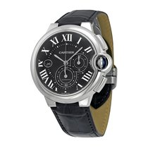 Cartier Ballon Bleu 44mm new 2020 Automatic Chronograph Watch with original box and original papers W6920052