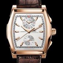 IWC Da Vinci Chronograph 18K Rose Gold FullSet & Ungetragen