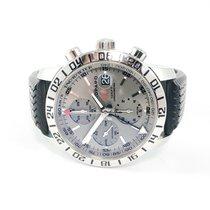 Chopard Chronograph 42mm Automatik gebraucht Mille Miglia Schwarz