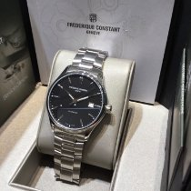 Frederique Constant Steel Automatic FC-303B5B6B new