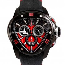 Tonino Lamborghini Steel 55mm Quartz 1101 new